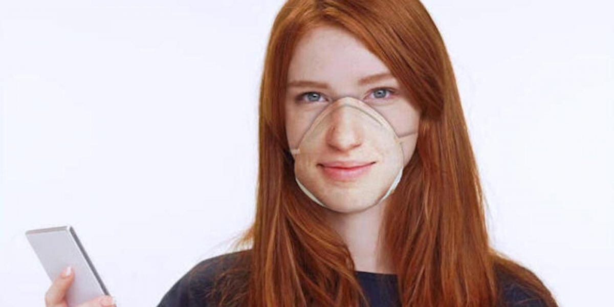 aliphbay-blog-These anti-virus masks reproduce your face to be able to unlock your smartphone